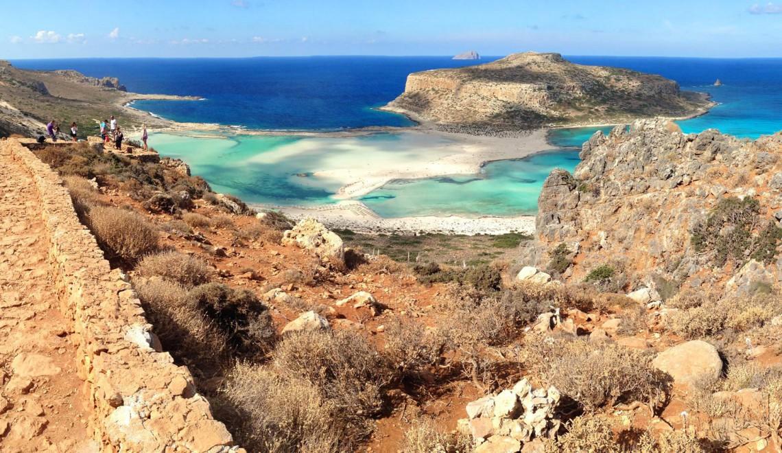 Creta: le spiagge più belle della costa occidentale