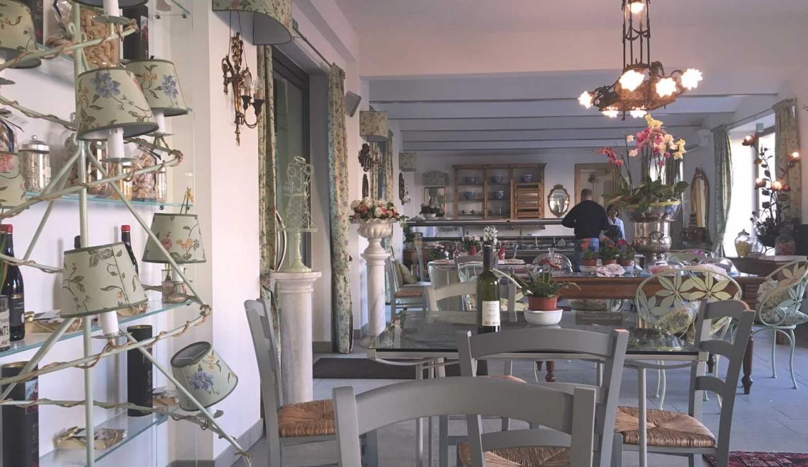 Enoteca Sangiorgio, un locale romantico appena fuori Milano