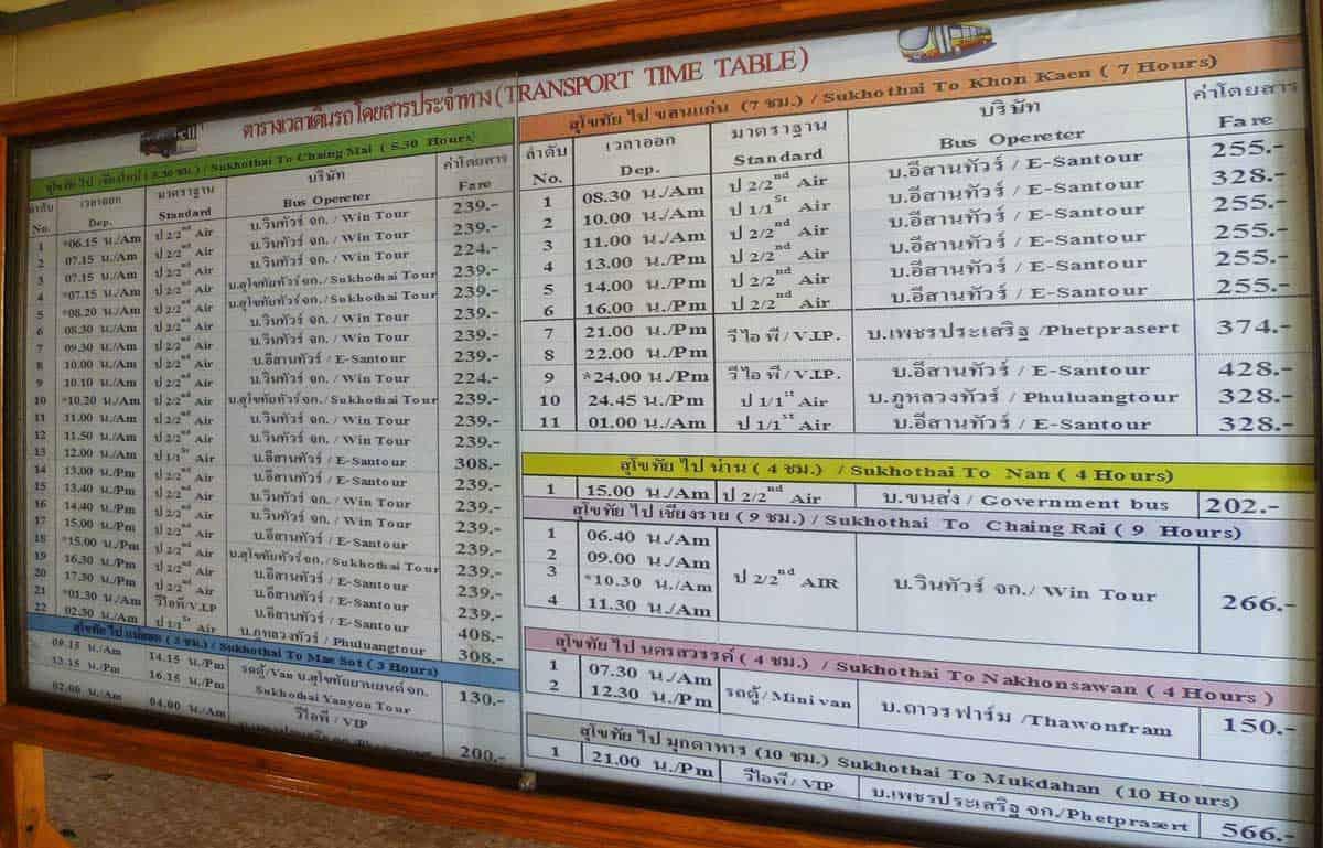 orari-bus-phitsanulok-sukhothai