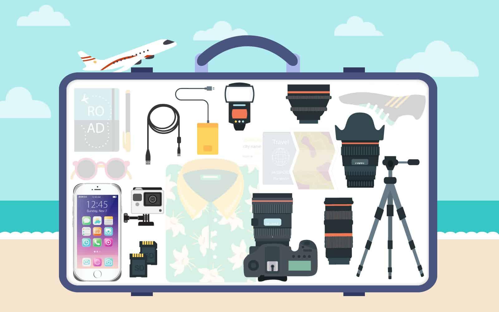Tecnologia in viaggio: a cosa non rinuncio mai