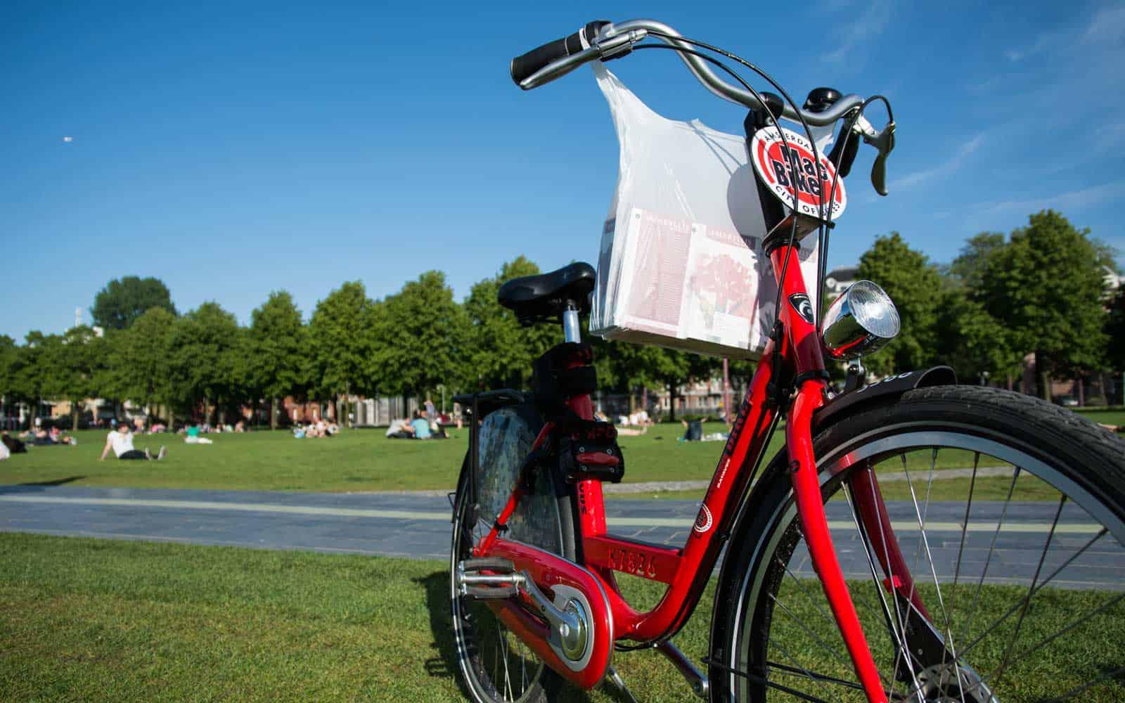 Visitare amsterdam in bici un 39 esperienza da non perdere for Affitto bici amsterdam