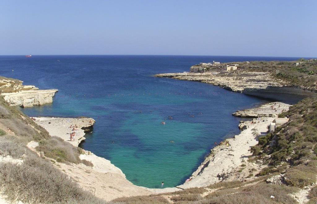 St Peter's Pool : un mare cristallino nel Sud di Malta