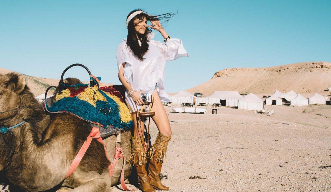 Scarabeo Camp: un accampamento Luxury alle porte del deserto